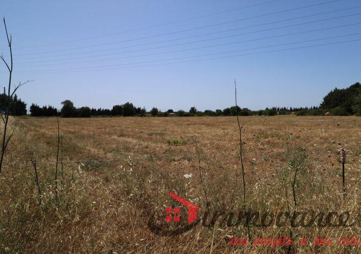 A vendre Terrain agricole Saint Bres | Réf 3466329721 - Immovance