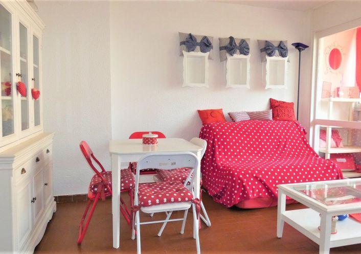 A vendre Studio cabine Le Cap D'agde | R�f 34665136 - Cabinet git