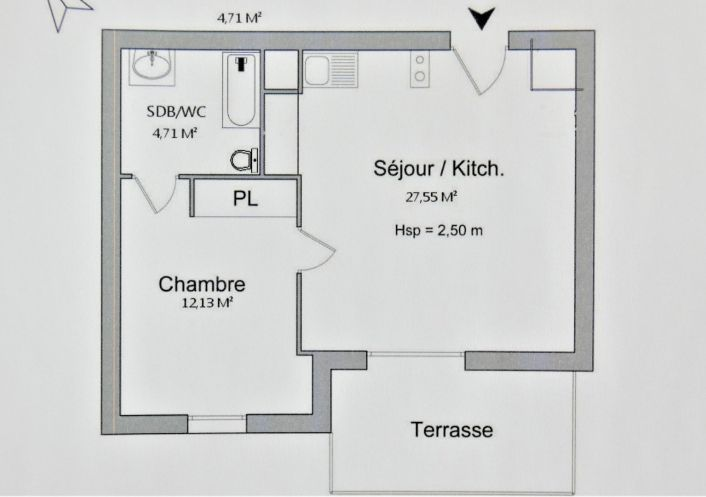 A vendre Appartement Agde | R�f 34665139 - Cabinet git
