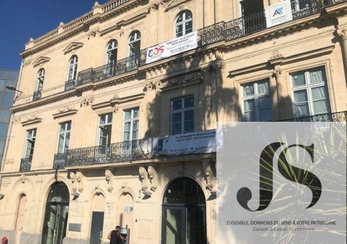 A louer Appartement haussmannien Montpellier | Réf 3466829739 - J&s conseils