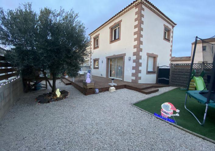 A vendre Maison Bessan | Réf 3467738221 - Santoni immobilier bessan