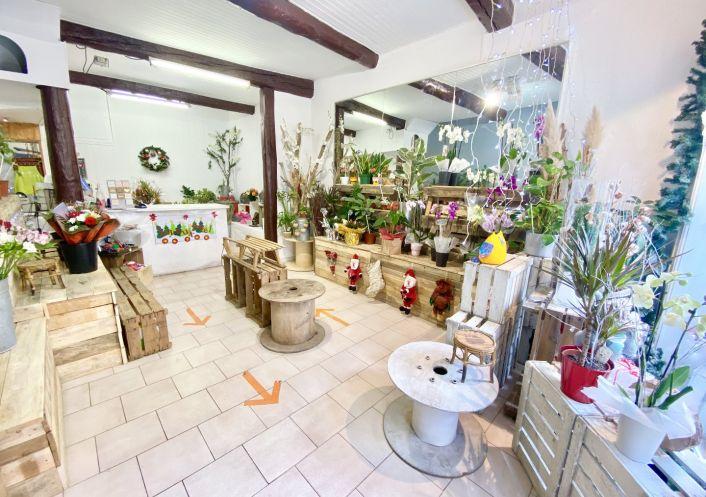 A vendre Fleuriste Bessan | Réf 3467738276 - Santoni immobilier bessan