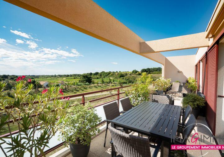 A vendre Appartement terrasse Juvignac   R�f 3468021385 - Saunier immobilier montpellier