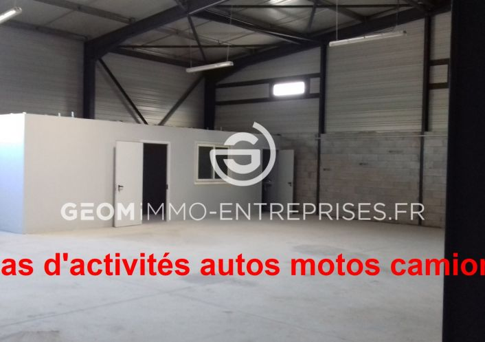 A louer Entrepots et bureaux Gignac La Nerthe | R�f 34689184 - Geomimmo