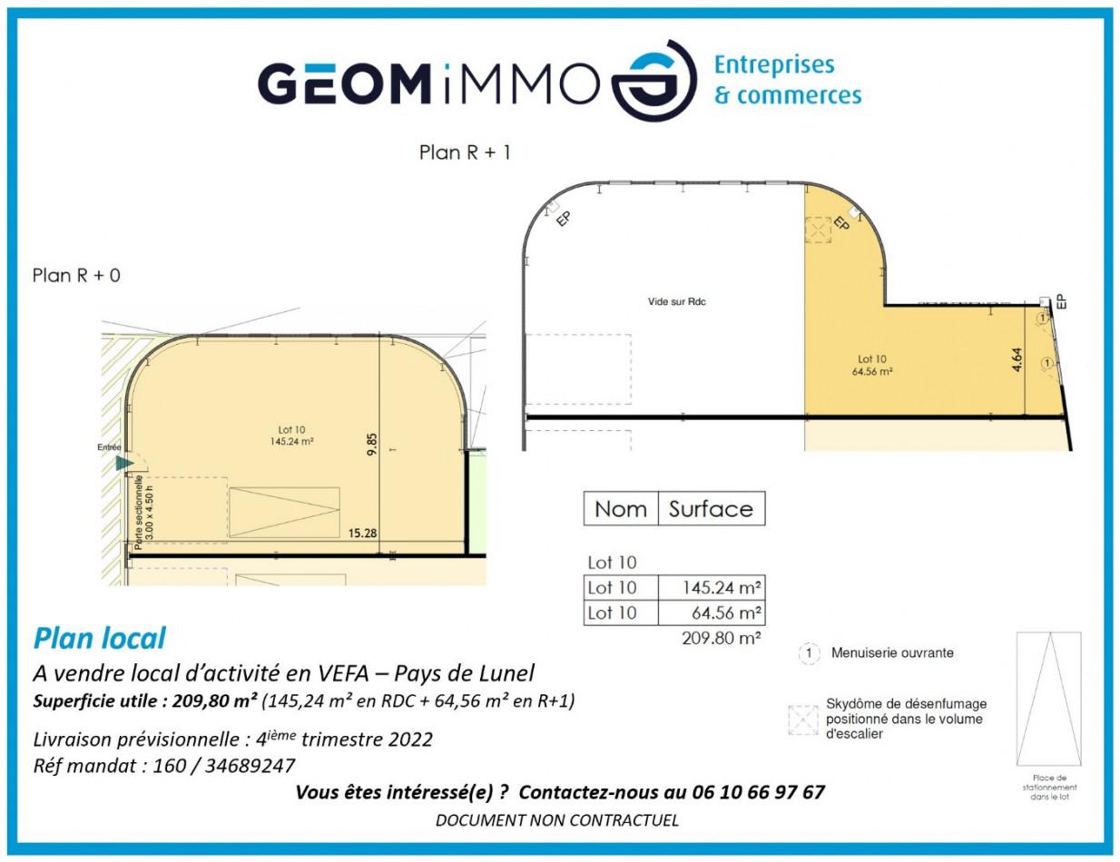 A vendre  Lunel Viel | Réf 34689247 - Geomimmo