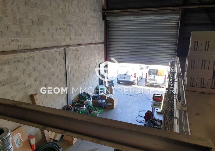 A louer Entrepots et bureaux Chateauneuf Les Martigues | R�f 34689276 - Geomimmo