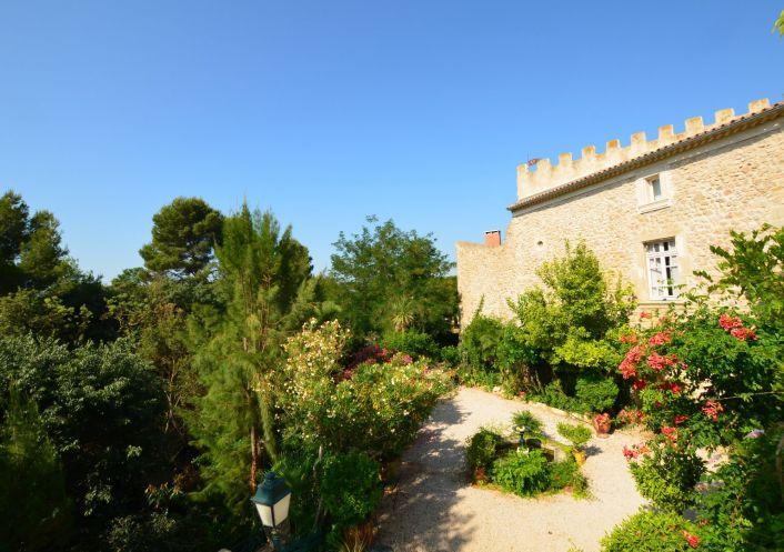 A vendre Château Cazouls Les Beziers | Réf 345712117 - Vives immobilier