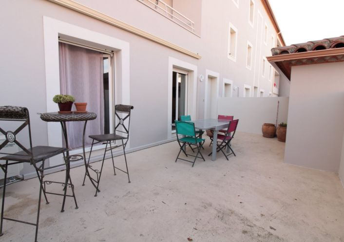 A vendre Appartement Boujan Sur Libron   Réf 346932749 - Vives immobilier