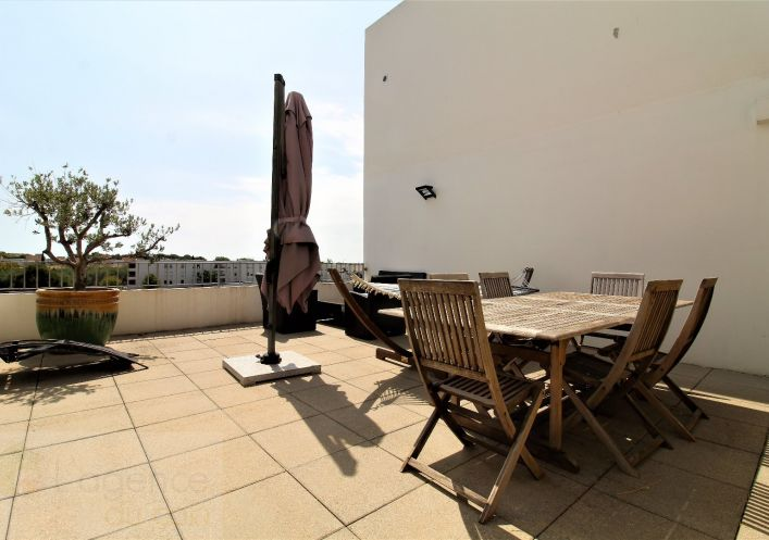 A vendre Appartement terrasse Montpellier | R�f 3445315772 - Agence du coin
