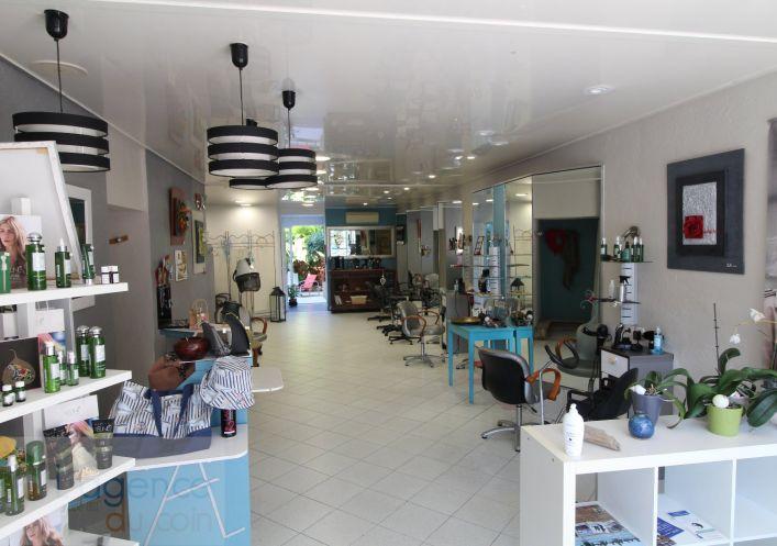 A vendre Salon de coiffure Carnon Plage | R�f 3445316354 - Agence du coin