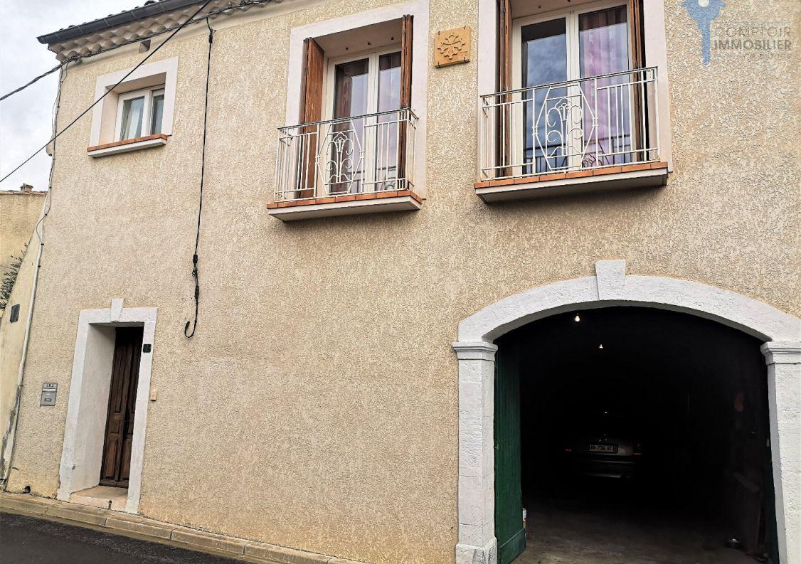 A vendre Maison vigneronne Pouzolles | R�f 3438056214 - Comptoir immobilier de france