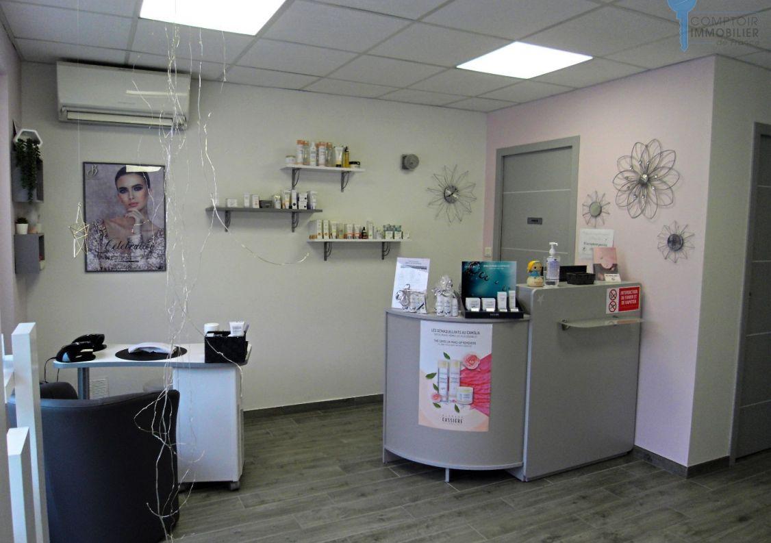 A vendre Institut de beaut�   esth�tique Juvignac | R�f 3471062772 - Comptoir immobilier de france
