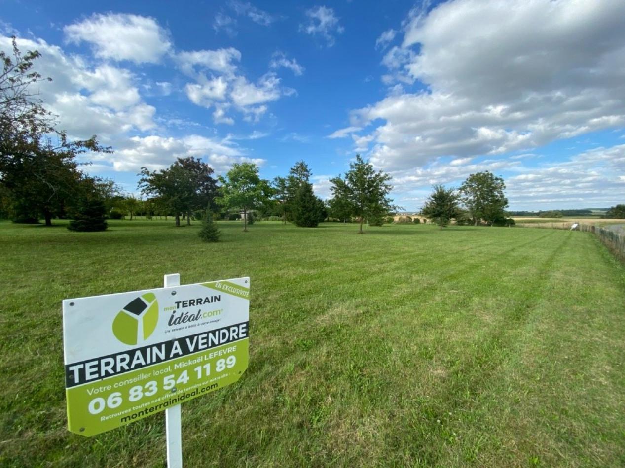 A vendre  Saint Martin D'auxigny | Réf 360021002 - Mon terrain ideal
