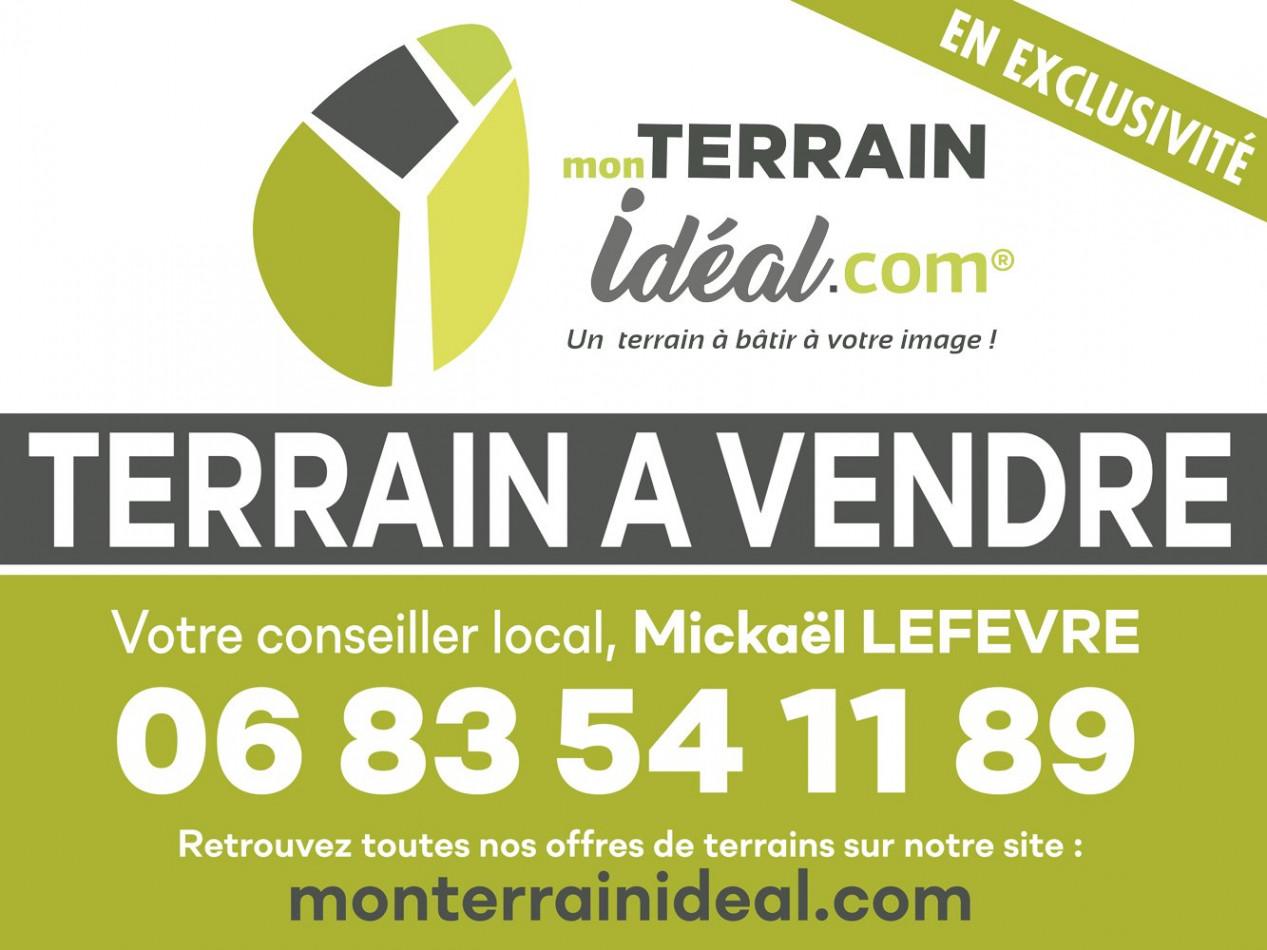 A vendre  Vasselay   Réf 360021010 - Mon terrain ideal