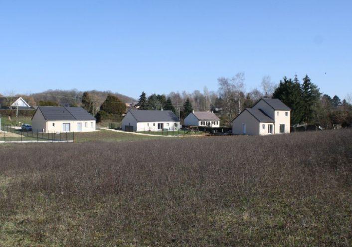 A vendre Terrain constructible Saint Martin D'auxigny   R�f 360021020 - Mon terrain ideal