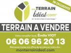 A vendre  Saint Martin D'auxigny   Réf 360021020 - Mon terrain ideal