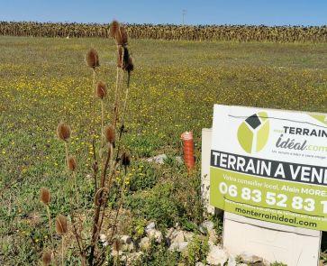 A vendre  Saint Caprais | Réf 360021025 - Mon terrain ideal