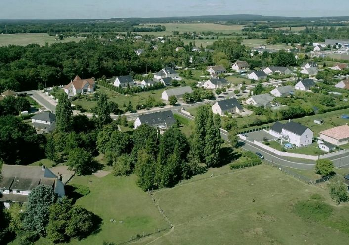 A vendre Saint Doulchard 36002215 Mon terrain ideal