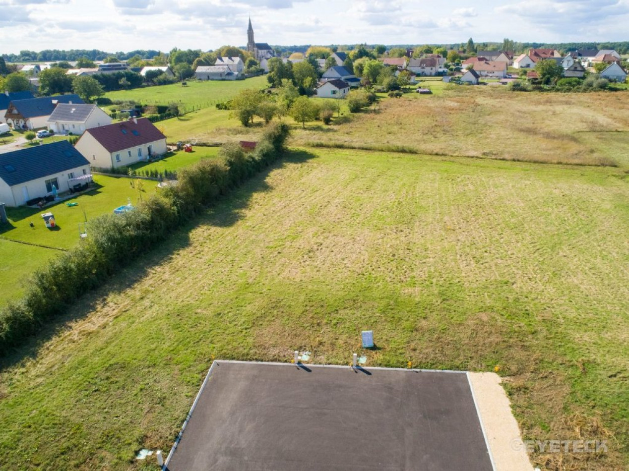 A vendre Vasselay 36002247 Mon terrain ideal