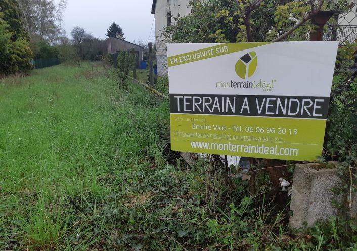 A vendre Mehun Sur Yevre 36002271 Mon terrain ideal