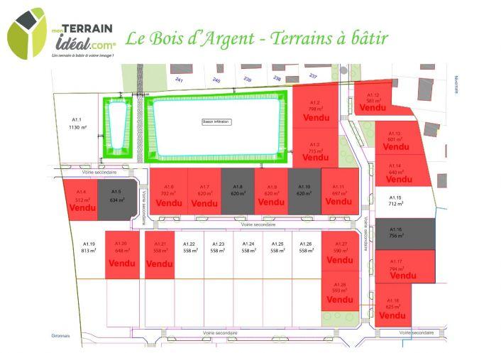 A vendre Saint Florent Sur Cher 36002275 Mon terrain ideal