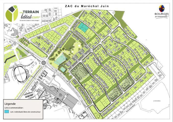 A vendre Bourges 36002276 Mon terrain ideal