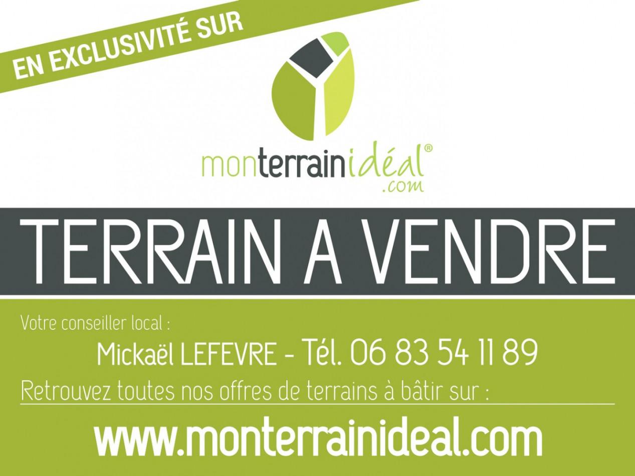 A vendre Saint Martin D'auxigny 36002307 Mon terrain ideal