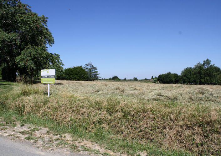 A vendre Saint Martin D'auxigny 36002316 Mon terrain ideal