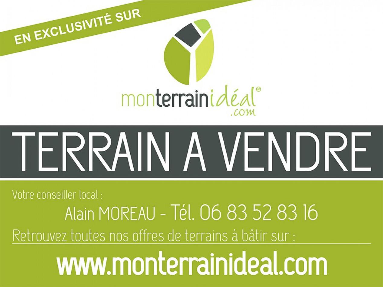 A vendre Bourges 36002354 Mon terrain ideal