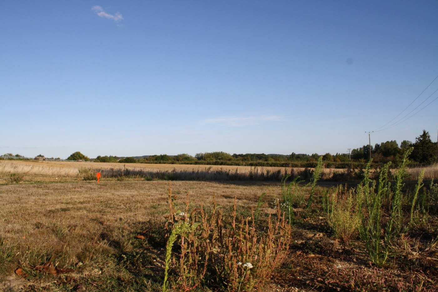 A vendre Saint Martin D'auxigny 36002363 Mon terrain ideal