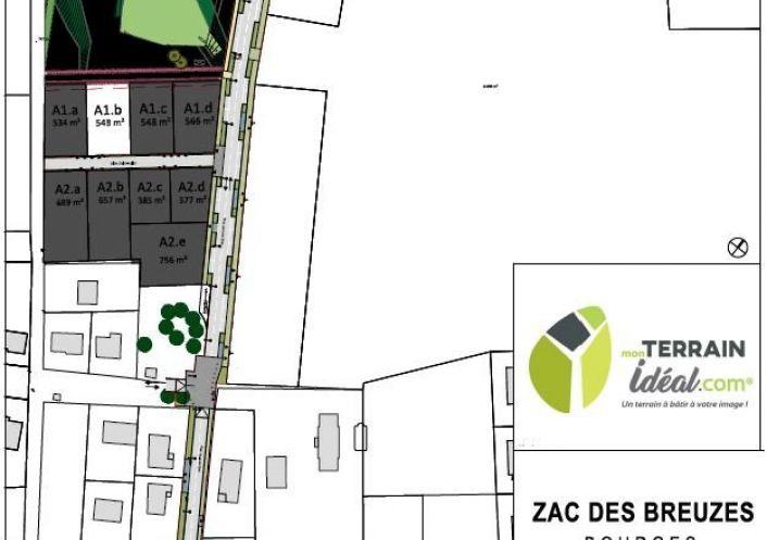 A vendre Bourges 36002383 Mon terrain ideal