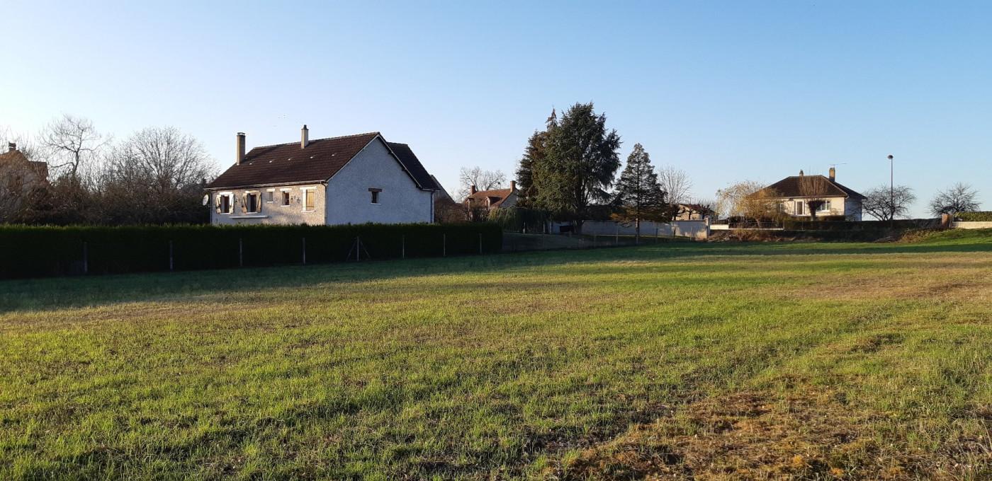A vendre Sainte Thorette 36002432 Mon terrain ideal