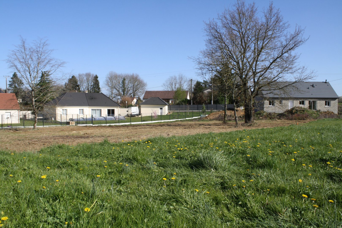 A vendre Saint Martin D'auxigny 36002519 Mon terrain ideal