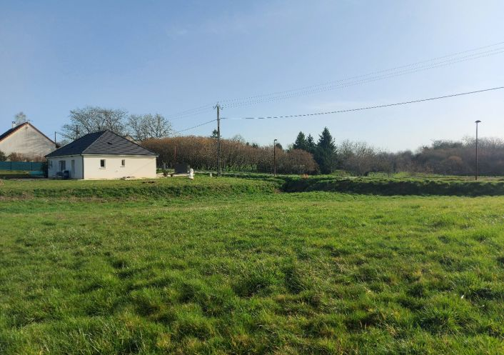 A vendre Terrain constructible Saint Martin D'auxigny | R�f 36002578 - Mon terrain ideal