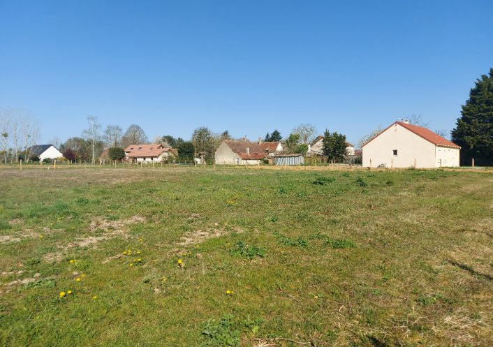 A vendre Terrain constructible Lury Sur Arnon | R�f 36002662 - Mon terrain ideal