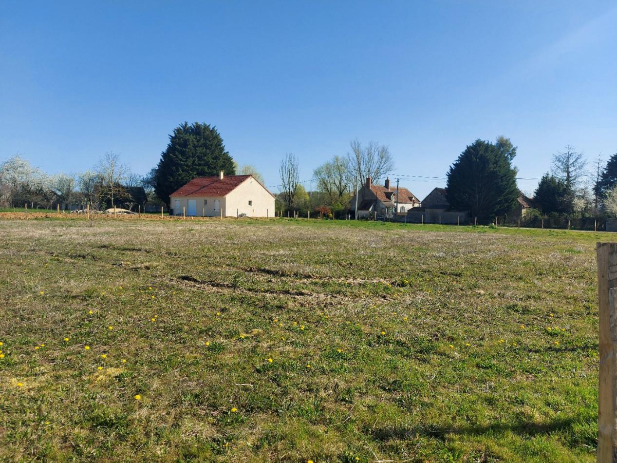 A vendre  Lury Sur Arnon   Réf 36002662 - Mon terrain ideal