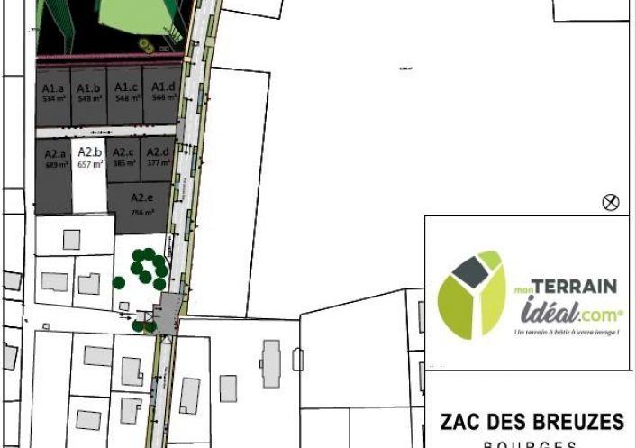 A vendre Bourges 36002720 Mon terrain ideal