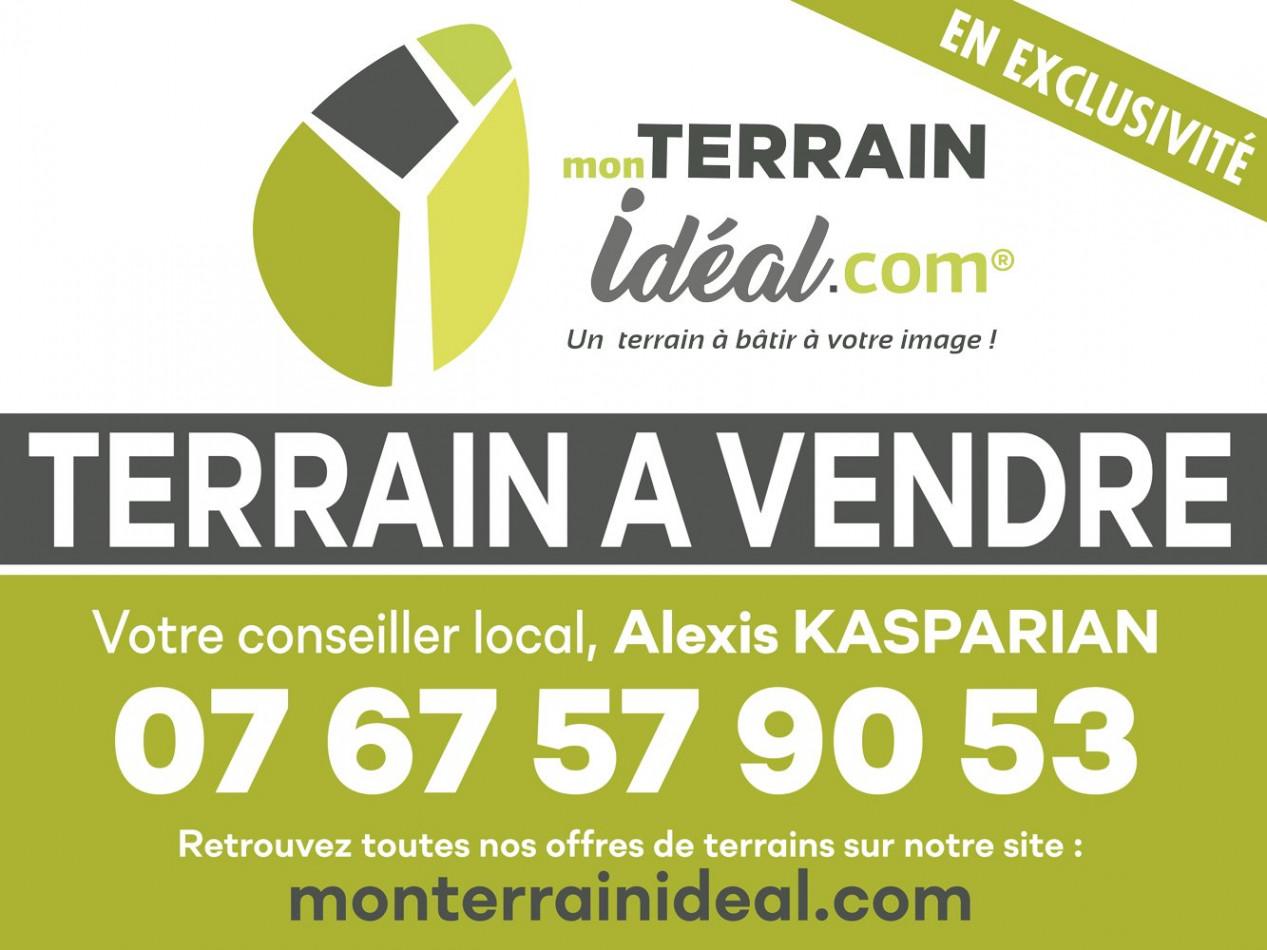 A vendre Vasselay 36002725 Mon terrain ideal