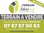 A vendre  Vasselay   Réf 36002727 - Mon terrain ideal