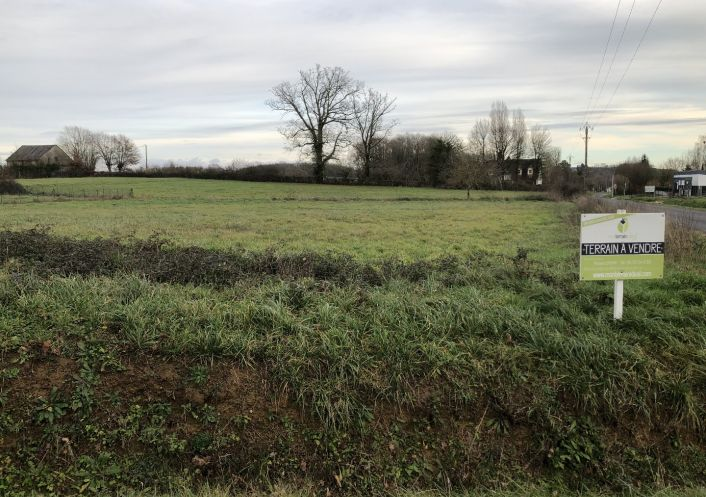 A vendre Saint Martin D'auxigny 36002728 Mon terrain ideal