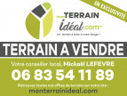 A vendre Saint Martin D'auxigny 36002729 Mon terrain ideal