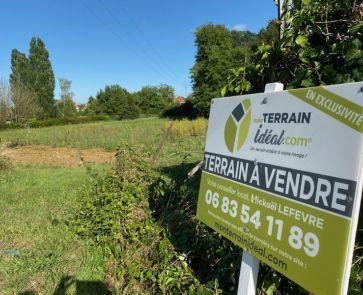 A vendre Saint Martin D'auxigny 36002811 Mon terrain ideal