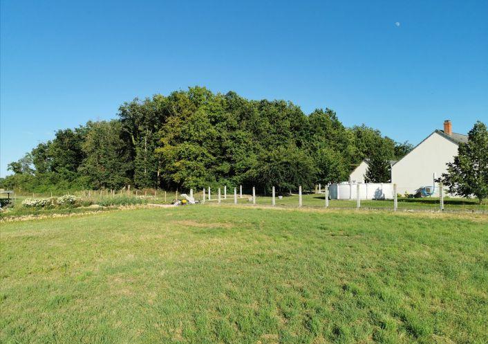 A vendre Saint Caprais 36002813 Mon terrain ideal