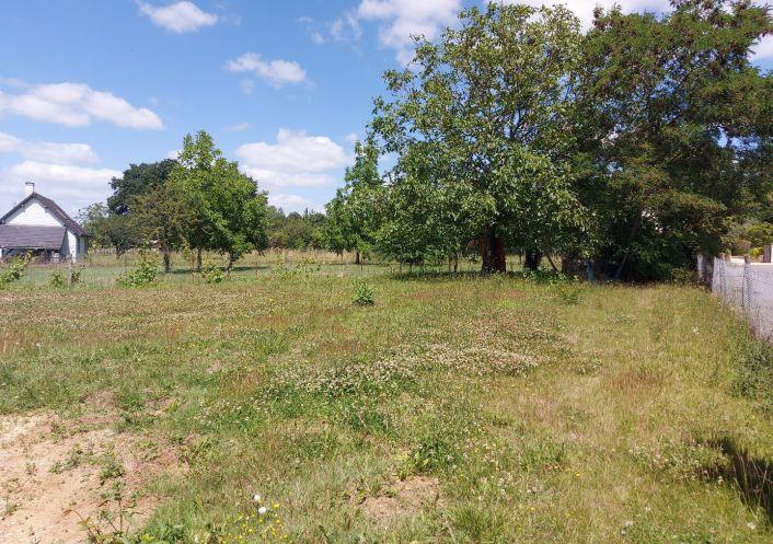 A vendre Terrain constructible Saint Georges Sur Moulon | R�f 36002820 - Mon terrain ideal
