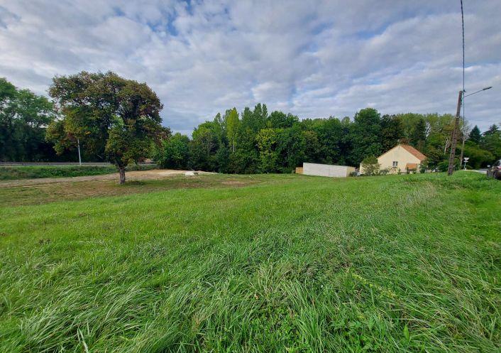 A vendre Terrain constructible Saint Georges Sur Moulon | R�f 36002852 - Mon terrain ideal