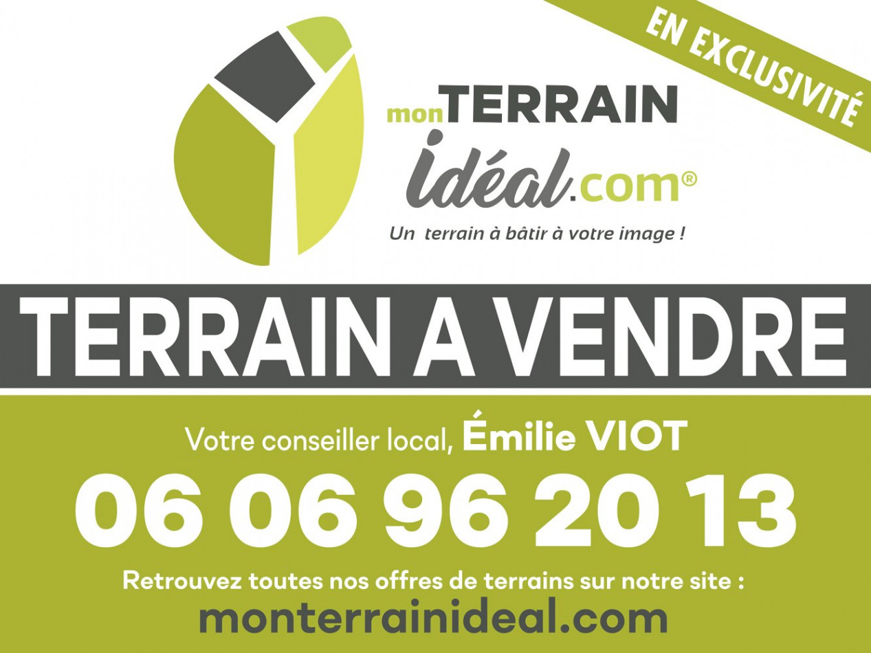 A vendre  Saint Georges Sur Moulon | Réf 36002852 - Mon terrain ideal