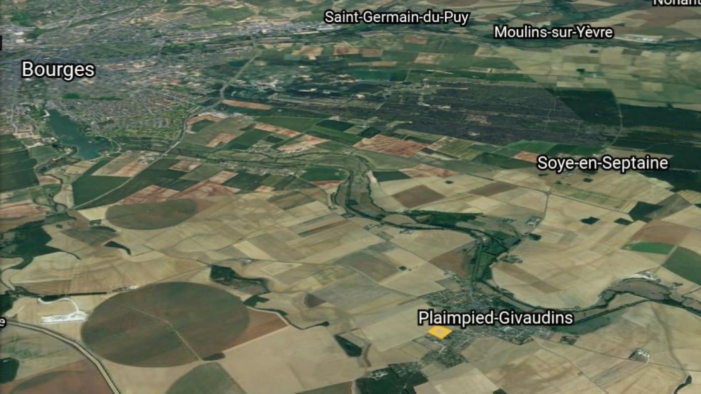 A vendre  Plaimpied Givaudins   Réf 36002920 - Mon terrain ideal