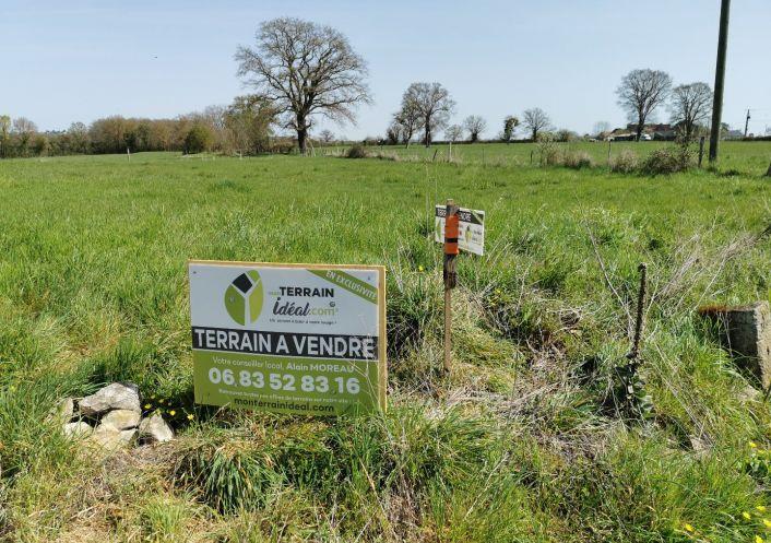 A vendre Terrain constructible Saint Georges De Poisieux   R�f 36002930 - Mon terrain ideal