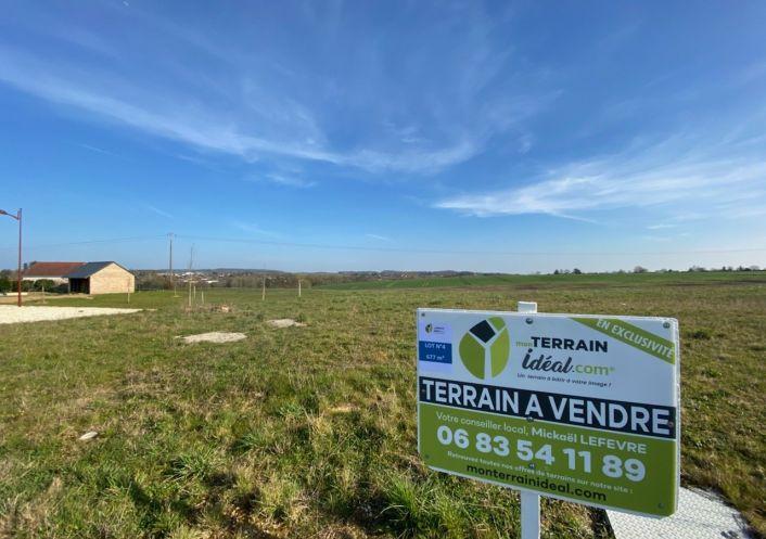 A vendre Terrain constructible Saint Martin D'auxigny   R�f 36002933 - Mon terrain ideal