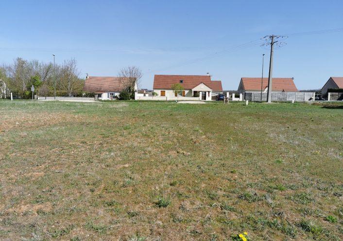 A vendre Terrain constructible Soye En Septaine   R�f 36002943 - Mon terrain ideal